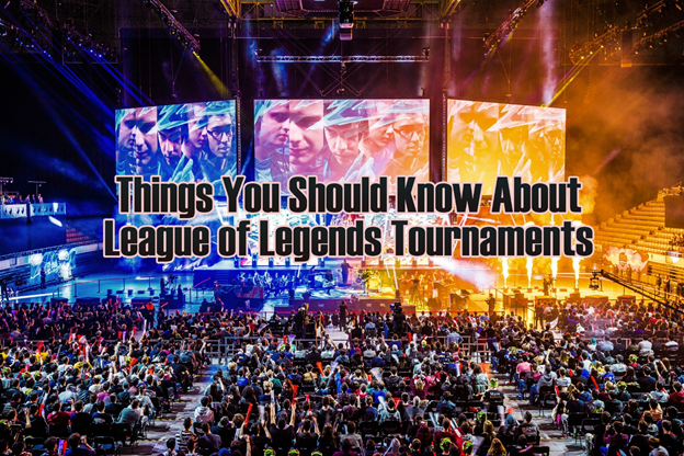 League Of Legends Tournaments
