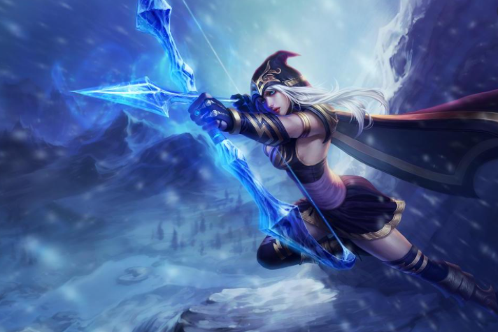 League Of Legends girl