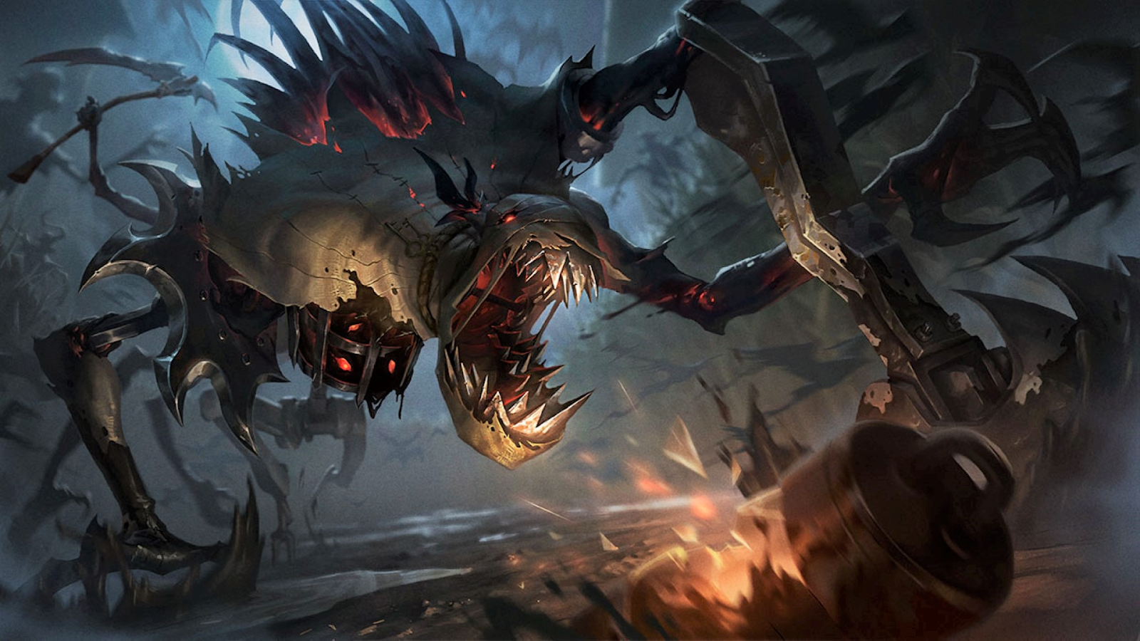 Complete Review of LoL 10.7 Patch Notes