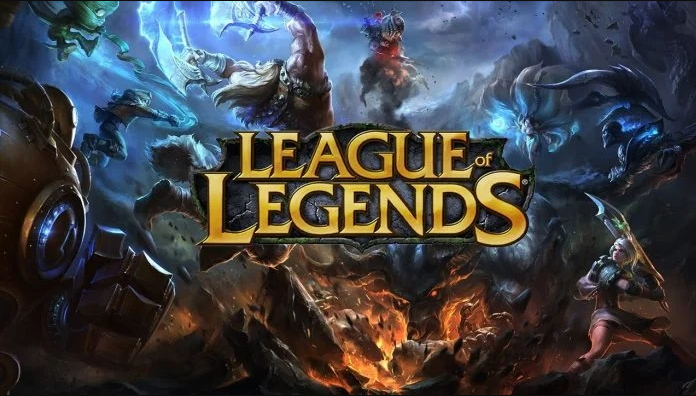 logo League Of Legends LOL