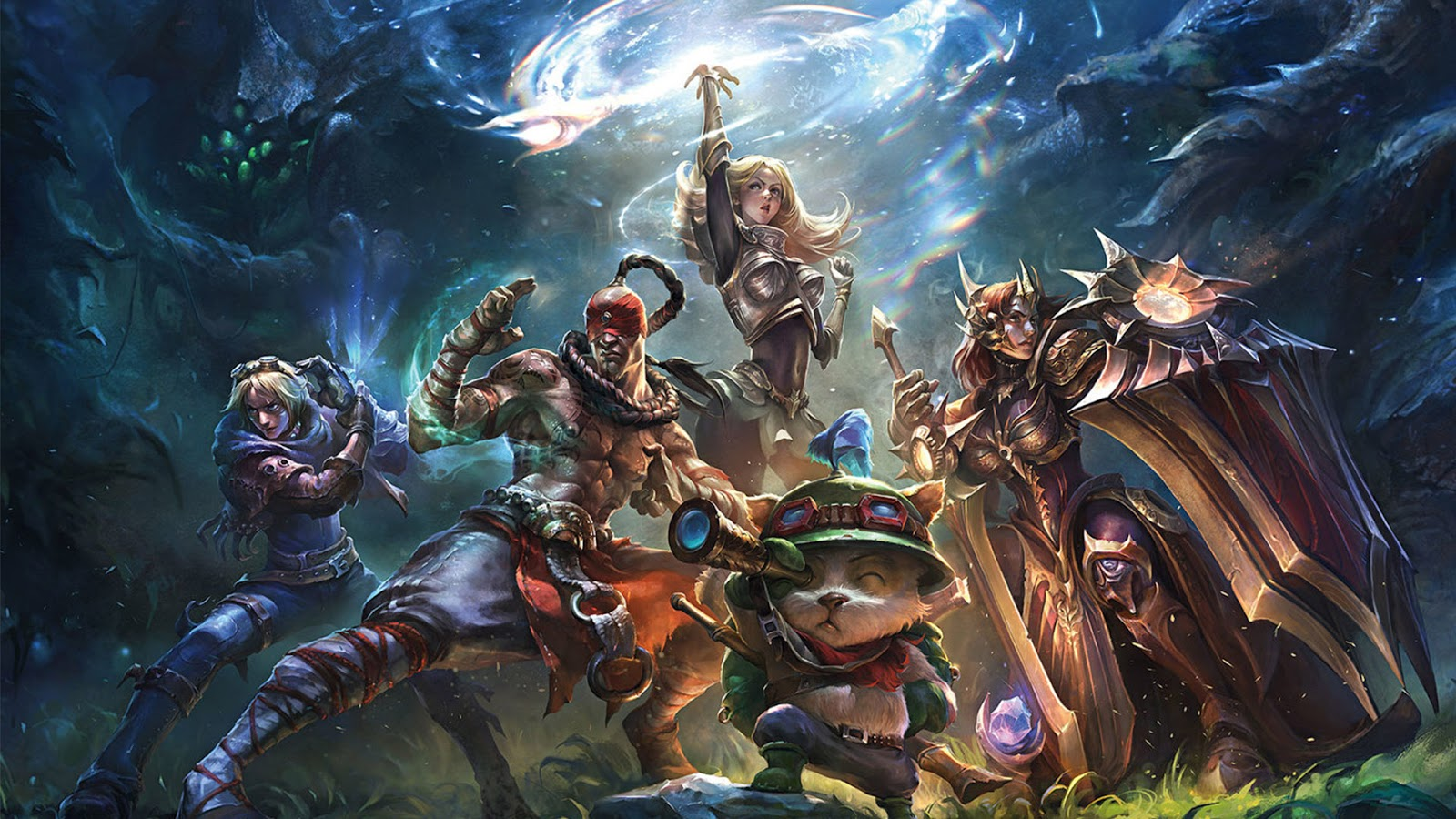 league-of-legends characters
